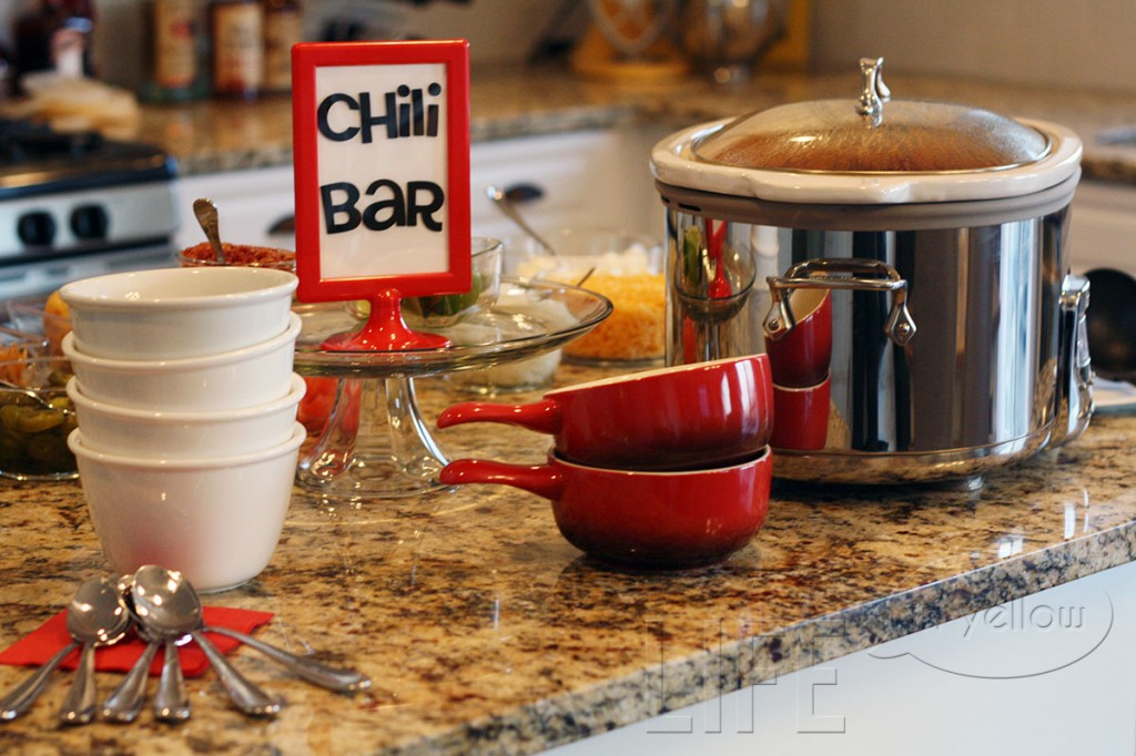 chili bar | life in yellow