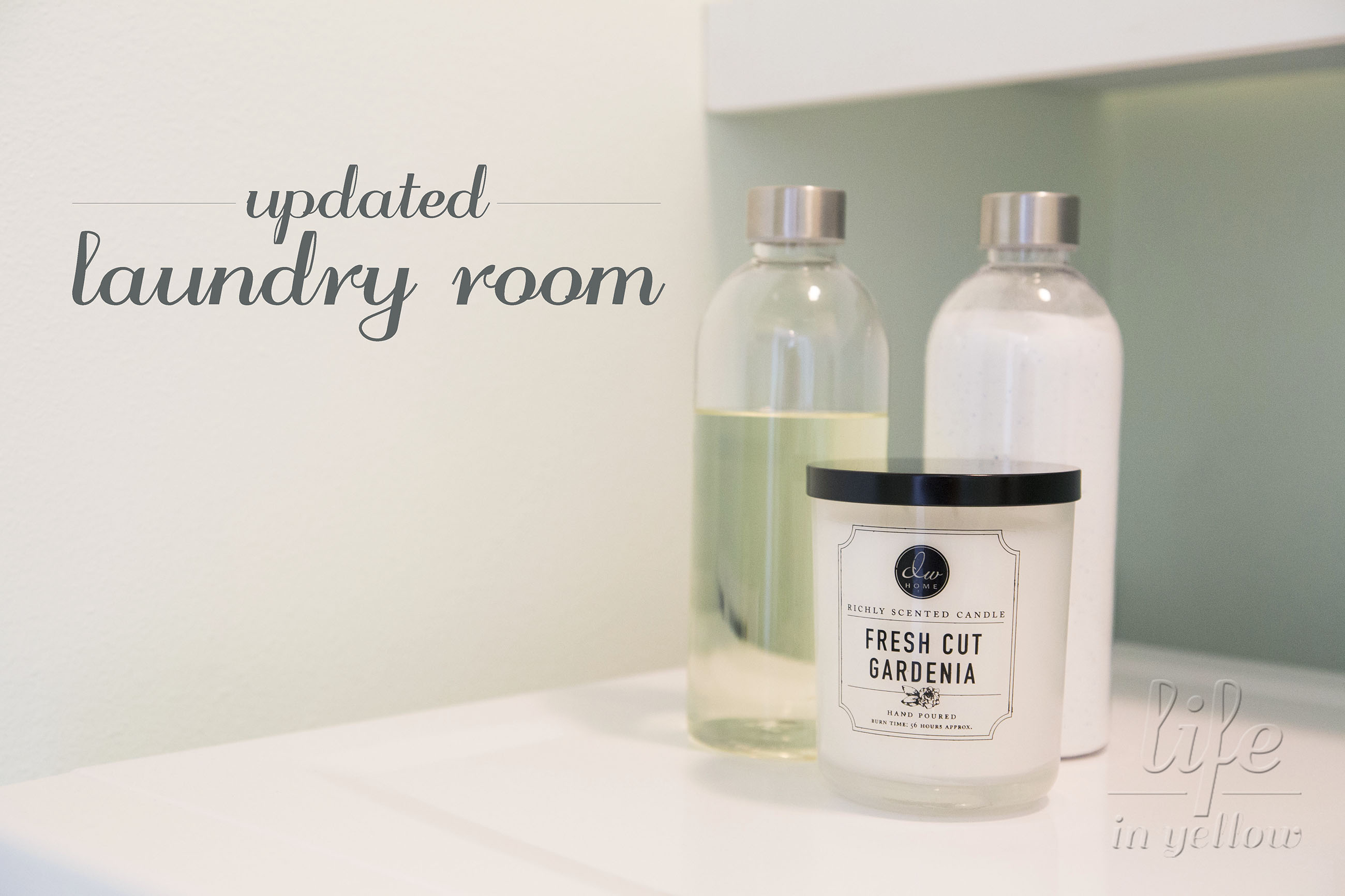 updated laundry | 29thanddelight.com
