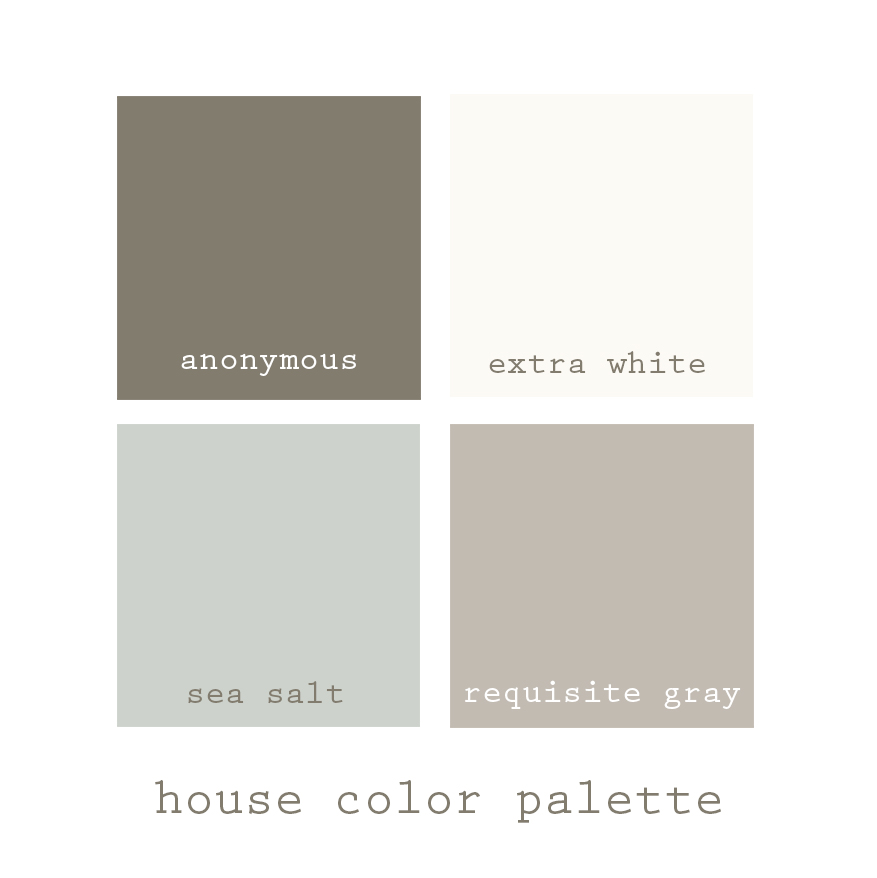 house palette | 29thanddelight.com