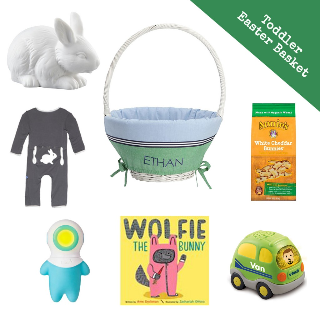 Easter Basket for Baby | 29thanddelight.com