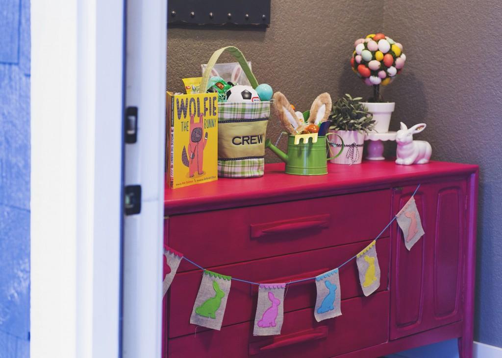 Easter Decor | 29thanddelight.com