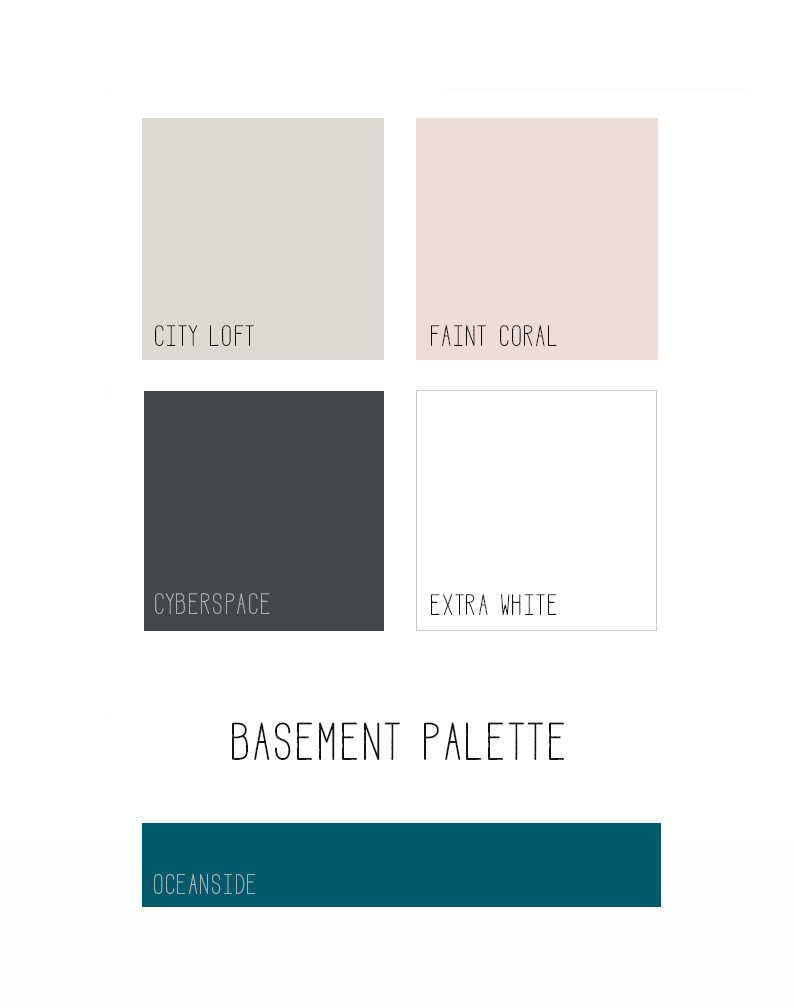 Basement_Palette | 29thanddelight.com