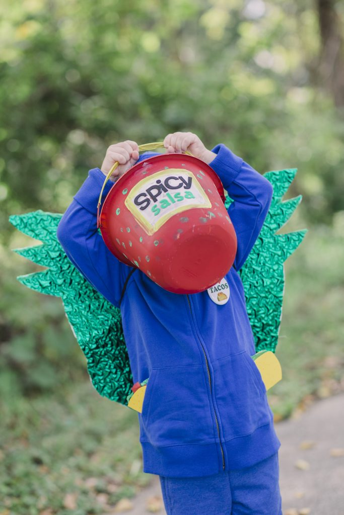 Dragons Love Tacos Halloween Costume | 29thanddelight.com